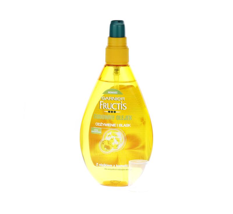 Garnier Fructis – Cudowny Olejek Odżywienie i Blask