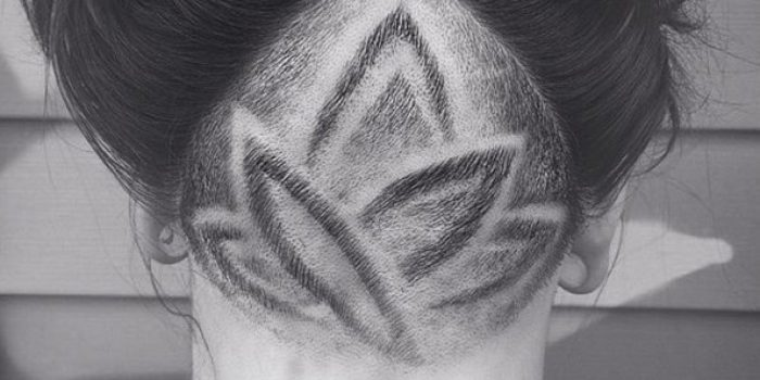 Hair Tattoo – nowa moda na tatuaże na włosach