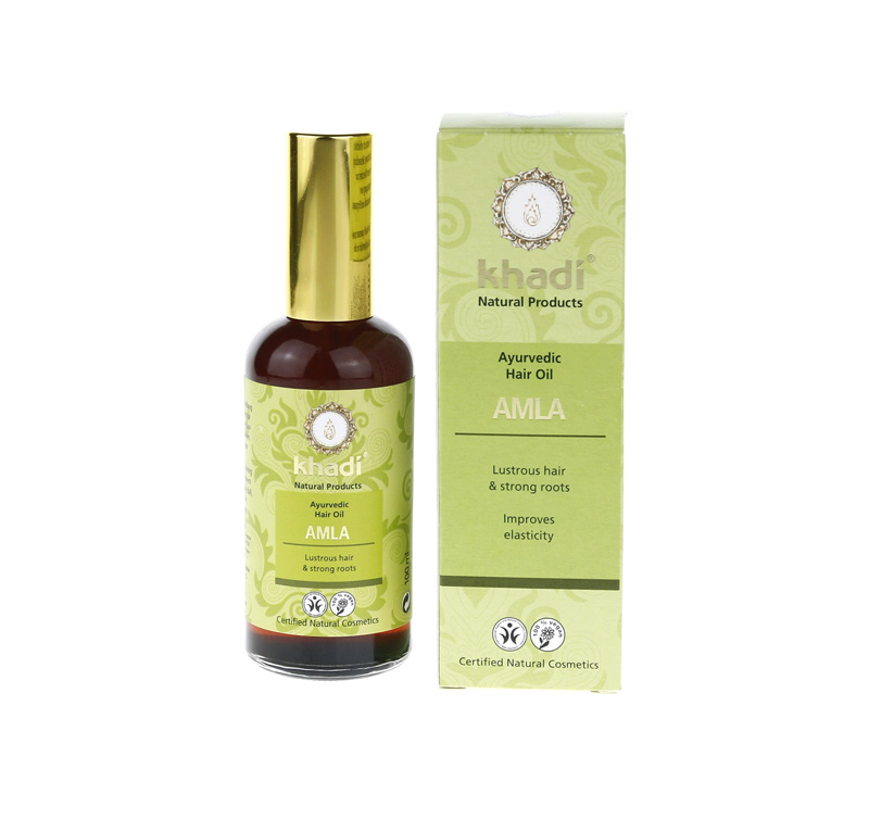 Khadi Ayurvedic Hair Oil AMLA